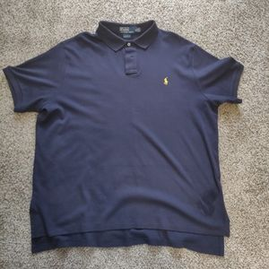 Polo by Ralph Lauren Blue Short Sleeve Shirt